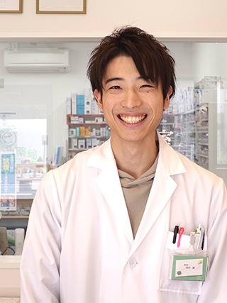 管理薬剤師 田中 輝