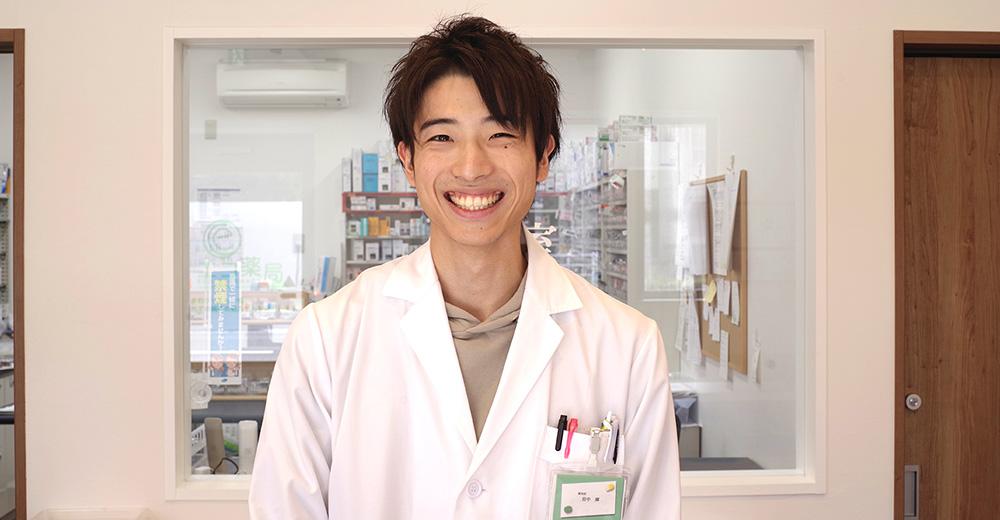 田中輝管理薬剤師