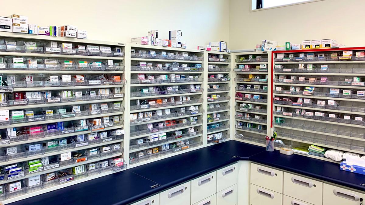 エコ薬局はびきの店